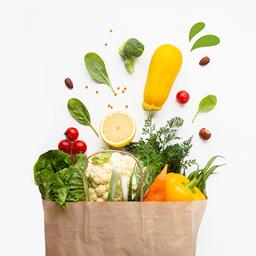 Исключительно свежие продукты
