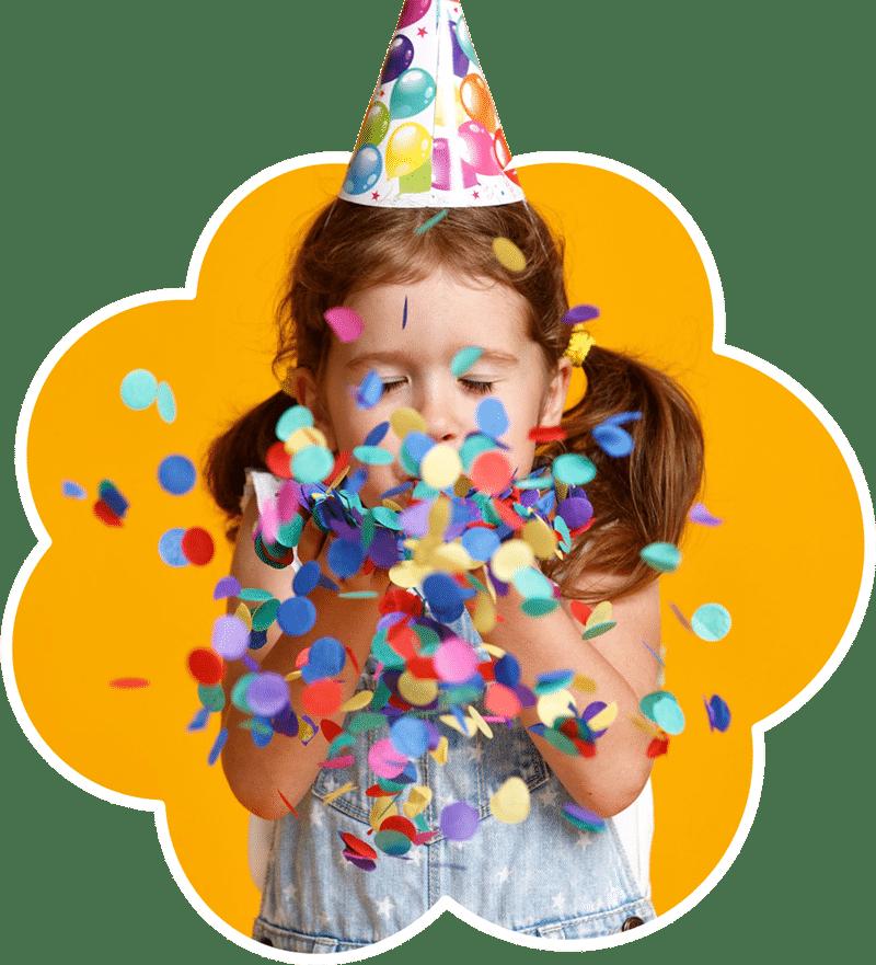 Детски рожден ден в ресторант Gusto Del Mare