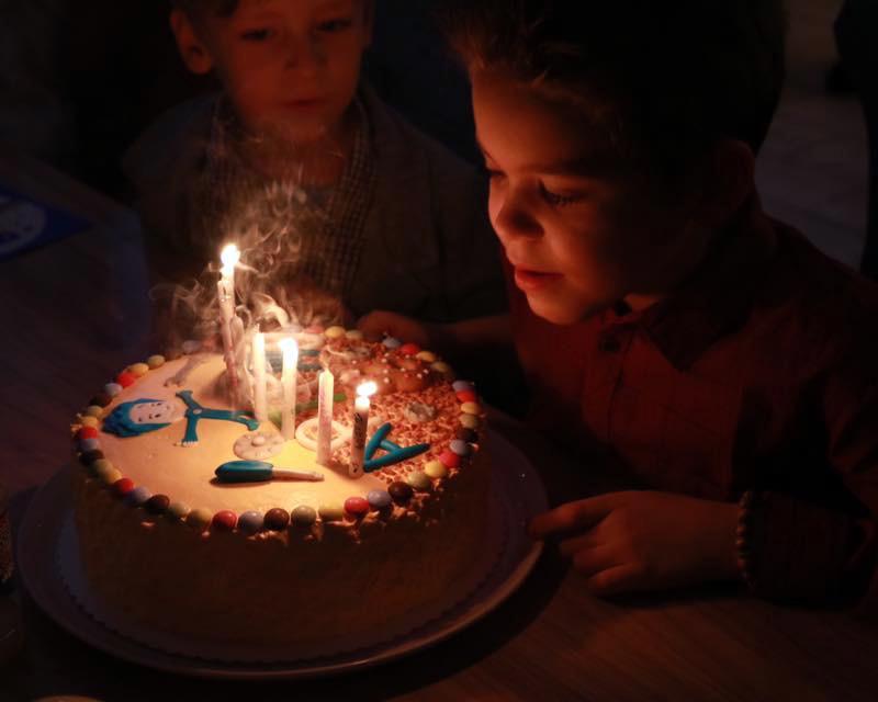 Детски рожден ден в ресторант